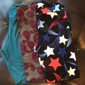 LuLaRoe bundle of 3 for $30
